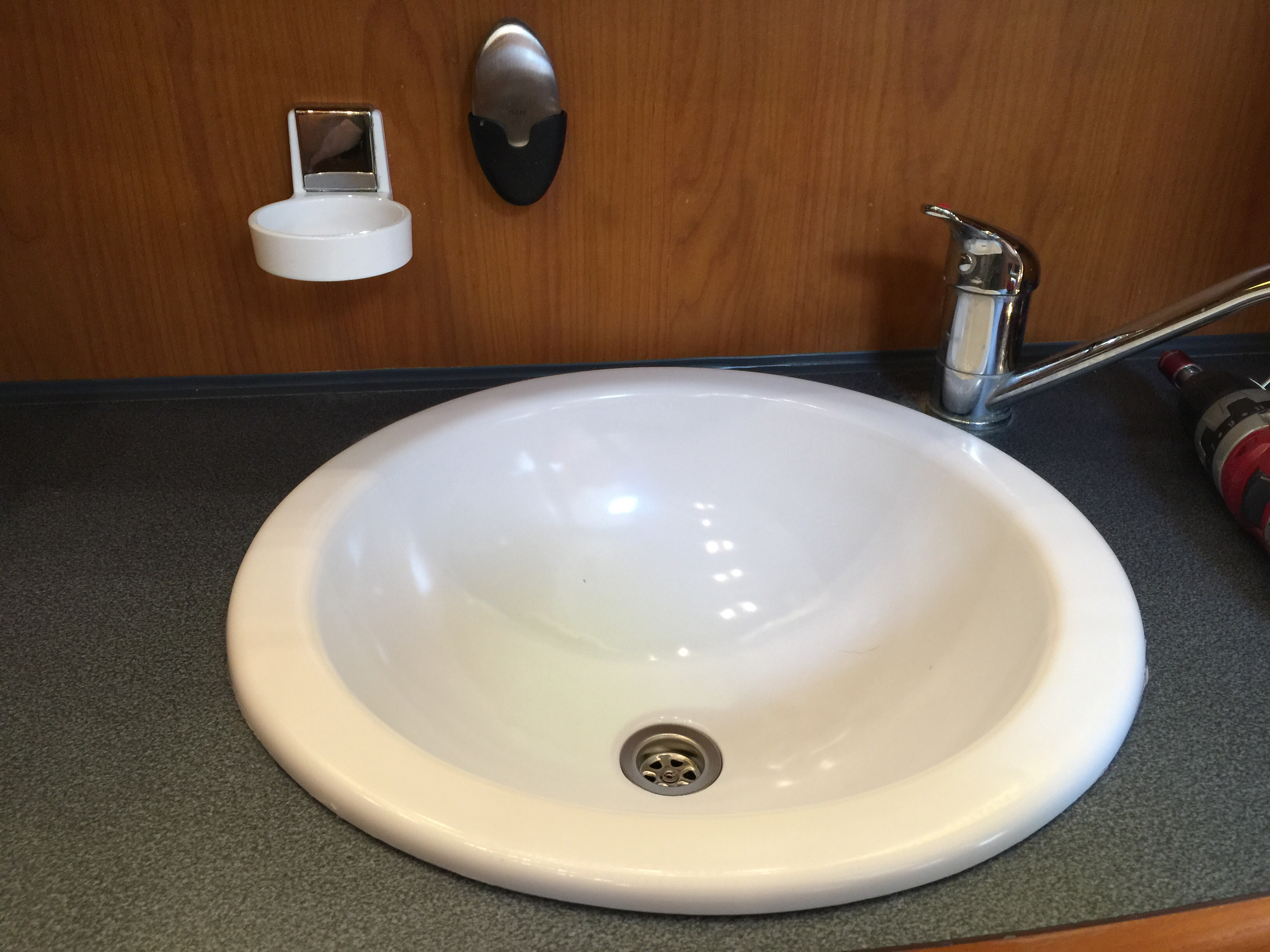 Waschbecken rund einbau  Beiträge | Wohnmobilreisen ….Zuhause auf Rädern !