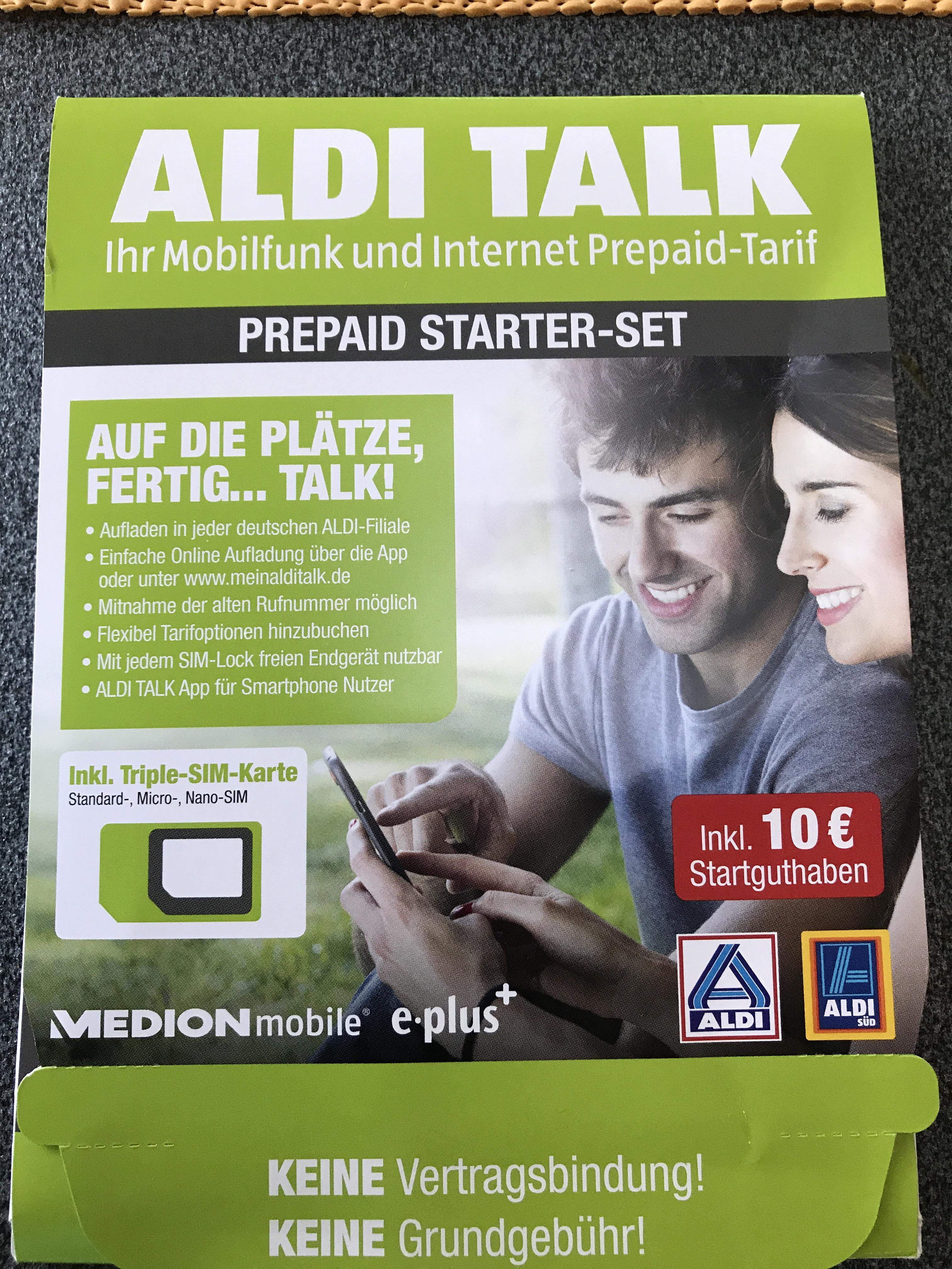 Aldi Talk Sim Karte Entsperren.Test Aldi Talk Im Lte Router Wohnmobilreisen
