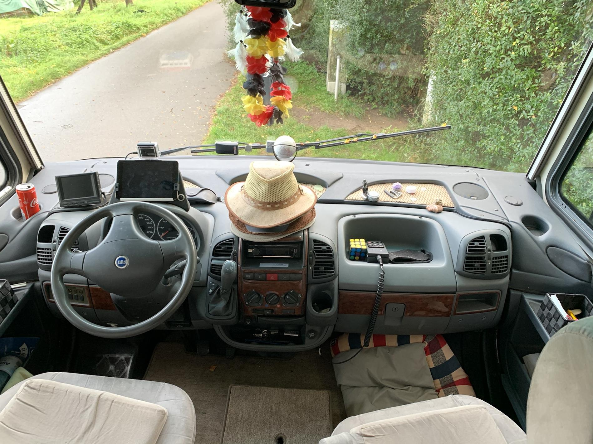 Fahrzeug Wohnmobilreisen